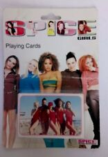 SPICE GIRLS PLAYING CARDS OFFICIAL MERCHANDISE 1997 NEW & SEALED FREE P&P
