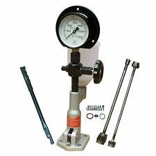 Diesel Injector Nozzle Tester/Pop Pressure Tester Dual Scale 0-420BAR/ PSI Gauge