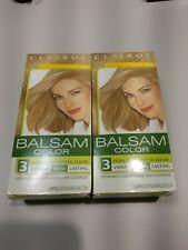 Clairol Balsam Permanent Hair Color Dark Blonde 604 x2