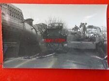 PHOTO  2 GWR LOCOS IN SCRAP YARD