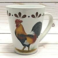 Rooster Coffee Mug Todays Home Ceramic County Farm