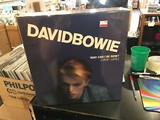 David Bowie Who Can I Be Now? (1974-1976) 13xLP Box Set sealed vinyl