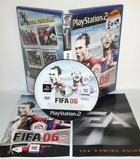 FIFA 06 2006 - Playstation 2 Ps2 Play Station Gioco Game Sony