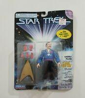 Star Trek 1997 Playmates Harry Mudd Action Figure New Old Stock