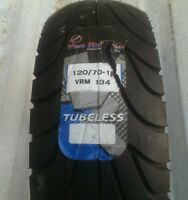 VEE RUBBER 120/70-11 VRM134 SCOOTER MOTORCYCLE TYRE