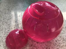 Small Pet Pink Exercise Ball