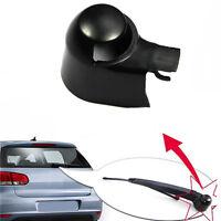 Rear Wiper Blade Cover Cap For MK5 VW Golf Polo Passat Caddy Tiguan Touran Black