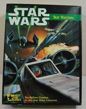 Star Wars: Star Warriors - Starfighter Combat Game - West End Games - 1987