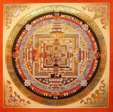 Poster - Colourful Buddhist Mandala (Picture Poster Print Buddha Art Religion)