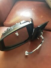 2015 - 2019 Nissan Sentra left mirror. Drivers side