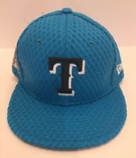 New Era 59Fifty Texas Rangers 2017 ASG All Star Game Fitted Hat Size 7 1/4 NWT