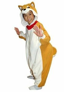 Shiba Inu Kigurumi Kids Costume Animal BodySuit 2-5 Years High Quality Dress New