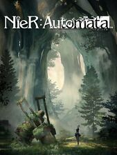 POSTER NIER: AUTOMATA NIER ANDROID YORHA 2B 9S A2 ROBOT GAME GIOCO PS4 FOTO #32