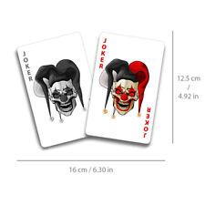 JOKER Cards Sticker JOKER CARD Decal Vinyl for Car Bike Truck Motorcycle Laptop