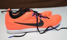 Nike Men's Zoom Rival D 9 Track and Field Neon Shoes Size US 14 NEW