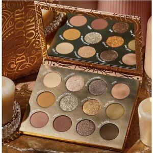 ColourPop BOUDOIR NOIR Eyeshadow Pressed Powder Palette Romantic Collection NIB