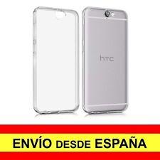 Funda Silicona para HTC ONE A9 Carcasa Transparente Protector TPU a2239
