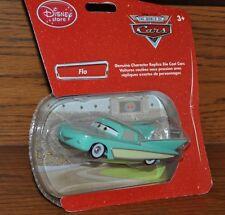 Disney Store Pixar Cars Exclusive FLO Die Cast  Bubble package NEW