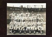Original 1935 Kansas City Blues Minor League Baseball Team Photo