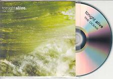 TONIGHT ALIVE The Ocean 2014 UK 1-trk promo test CD