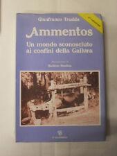TRUDDA - AMMENTOS - ED.IL TORCHIETTO - 1988