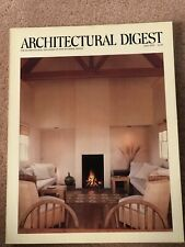 Architectural Digest Magazine May 1979