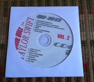 TAYLOR SWIFT KARAOKE CDG DISC COUNTRY CD+G MUSIC HITS QH-1013 HAUNTED,ENCHANTED