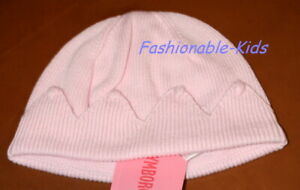12 18 24 NWT Gymboree WINTER PRINCESS Pink Sweater Jester HAT Girls