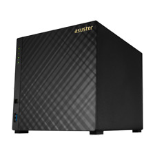 ASUSTOR AS3204T 4 Bay NAS, Network Attached Storage, Quad Core