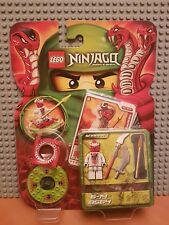 LEGO Ninjago Snappa/9564/minifigura Spinner Set/raro/nuovo con scatola nuovo sigillato ✔