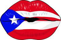 """2x Puerto Rico Shocker Sticker 6/"""" Die Cut Decals PR Vinyl Orgullo Rotary"""