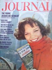 Ladies' Home Journal Magazine Young Jacqueline Kennedy January 1962 100317NONRH