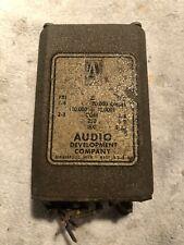 ADC Audio Development Company 314B Audio Transformer From Magnacorder PT6-R