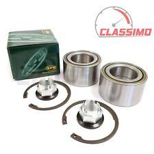 Front Wheel Bearing Kit Pair for RENAULT MASTER Mk 2 X70 - all models - 2000-10