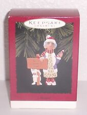 "Hallmark Keepsake 1996 Maxine ""This Is As Merry As I Get"" Ornament Signed!"