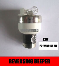 12V REVERSE REVERSING BUZZER ALARM BULB BEEPER BMW 3 SERIES COUPE