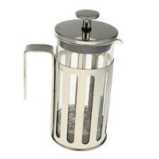 1pc Stainless French Press Coffee Pot Jug Filter Coffee Maker Plunger 350ml