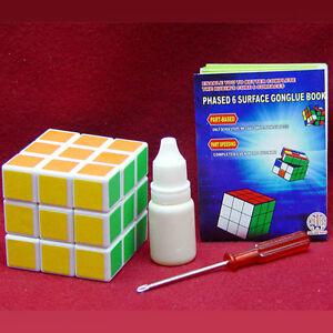Kids Children Magic Cube Puzzle Game Toy  3 x 3 x 3 Layers 5.5cm