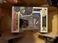 Funko Pop Star Wars KNIGHT OF REN (WAR CLUB)! Hot Topic Exclusive! #332