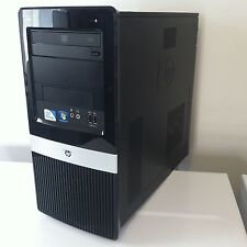 HP Pro 3130 MT Desktop Computer 2x 2.80GHz 250GB 4GB Windows 10 Pro x64 *WIFI*