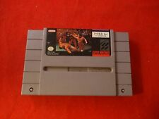 Pit Fighter (Super Nintendo SNES) game WORKS! Pit-fighter Pitfighter #B1
