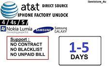 FACTORY UNLOCK CODE for AT&T SAMSUNG A107 A117 A137 A167 A177   EXPRESS SERVICE!