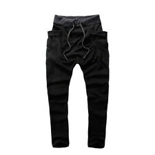 Herren Hip-Hop Trainingshose Jogginghose Sporthose Fitness Hose Mode
