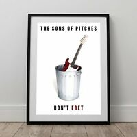 The Sons Of Pitches Ne Fret 2017 12-track Album CD Neuf/Scellé