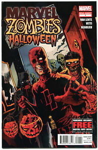 MARVEL ZOMBIES HALLOWEEN #1, NM, Undead, Walking Dead, 2012, more MZ in store