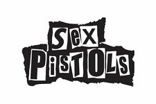 Sex Pistols Stickers Wave Memorabilia
