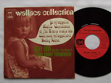 "WALLACE COLLECTION Baby love (OST) FRENCH 7"" 45 w/PS PATHE (1972) GARVARENTZ"