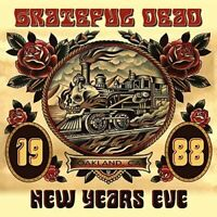 Grateful Dead - New Year's Eve 1988 Oakland Ca (3CD Box Set)