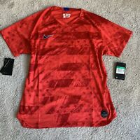NEW Size XL extra large Nike USA Women's Jersey WMNS USWNT Red AJ4397-689 Soccer