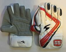 SS TON Dragon Wicket Keeping Gloves + Free SS Cotton Inner & Free AU Delivery